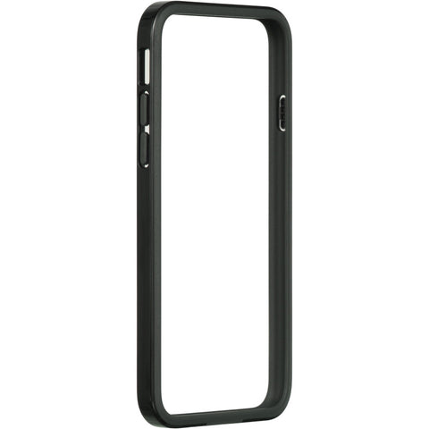 "APPLE IPHONE 6 (4.7"") BUMPER CASE                            TPU ENBED BLACK PC"