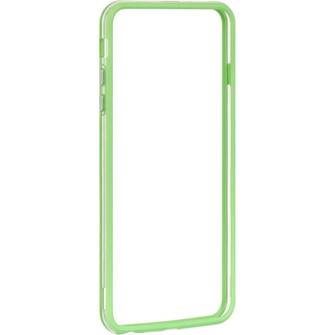 APPLE IPHONE 6 PLUS/6S PLUS HARD BUMPER CANDY CASE GREEN TRI