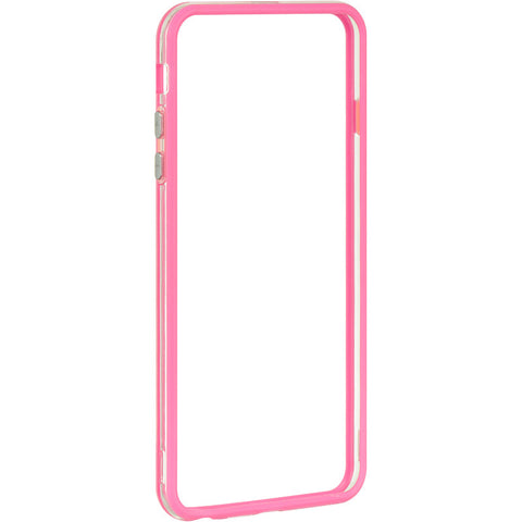 APPLE IPHONE 6 PLUS/6S PLUS HARD BUMPER CANDY CASE HOT PINK