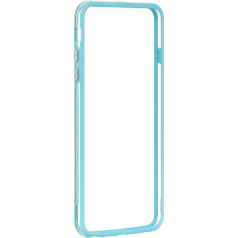 APPLE IPHONE 6 PLUS/6S PLUS HARD BUMPER CANDY CASE TEAL TRIM
