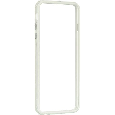 APPLE IPHONE 6 PLUS/6S PLUS HARD BUMPER CANDY CASE WHITE TRI