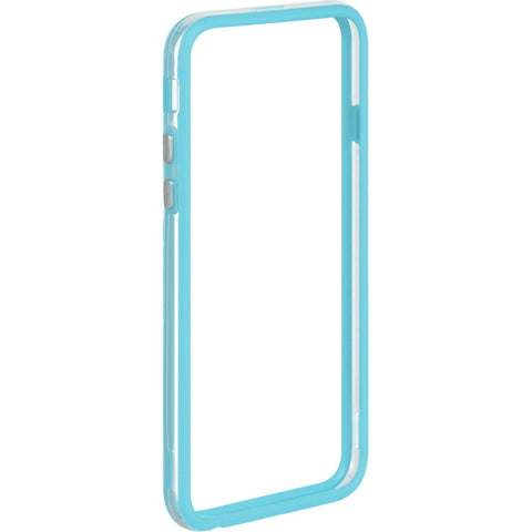 APPLE IPHONE 6/6S HARD BUMPER CANDY CASE TEAL TRIM