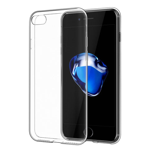 APPLE IPHONE 7 HIGH QUALITY CRYSTAL SKIN CASE CLEAR