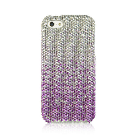 APPLE iPhone 5/5S FULL DIAMOND CASE CASCADE SL PP