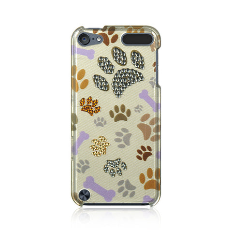 6 SPOT DIAMOND CASE BONE BONE PAWS