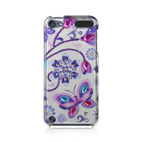 6 SPOT DIAMOND CASE DANCING BUTTERFLY