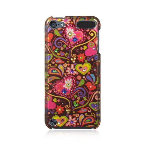 6 SPOT DIAMOND CASE SECRET GARDEN