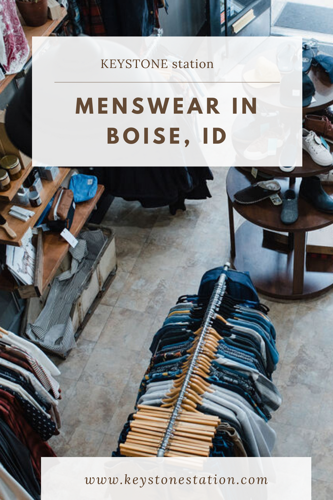 Did you know we have a Men's Store?