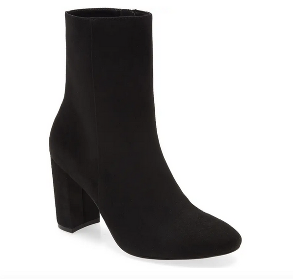 Koraline Sueded Bootie