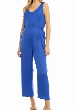 High Tied Jumpsuit