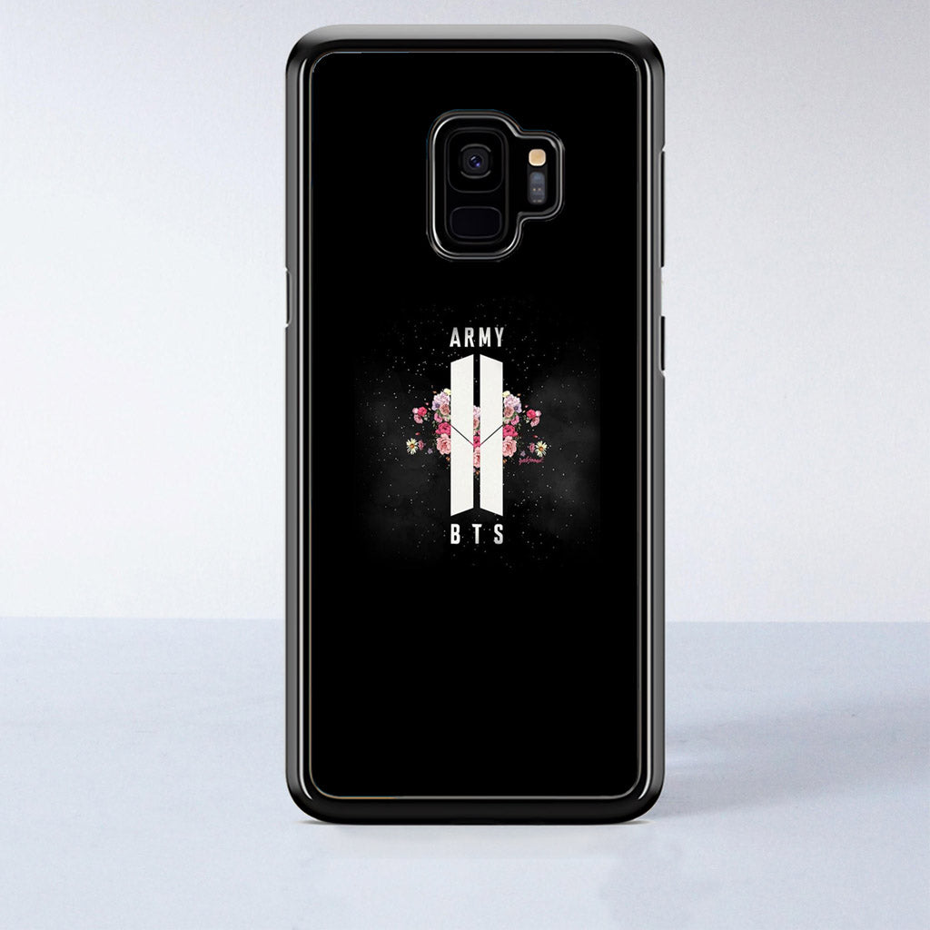 half off b5b30 5d0ff BTS Army Squad Samsung Galaxy S9 Plus Case