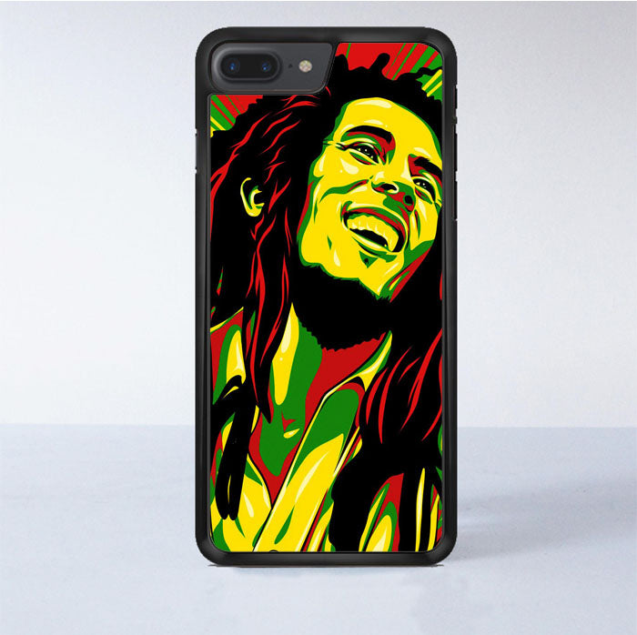 bob marley iphone 8 case