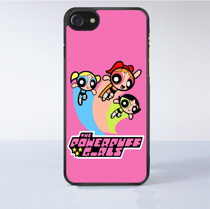 super popular 22158 f7d59 Powerpuff Girls iPhone 8 Case
