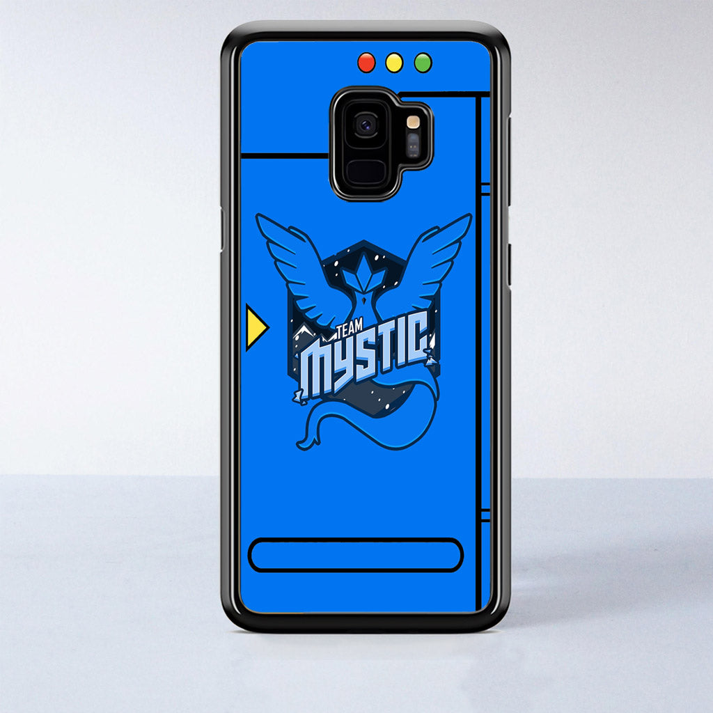 save off afa96 5a168 Team Mystic Pokedex Pokemon Go Samsung Galaxy S9 Plus Case