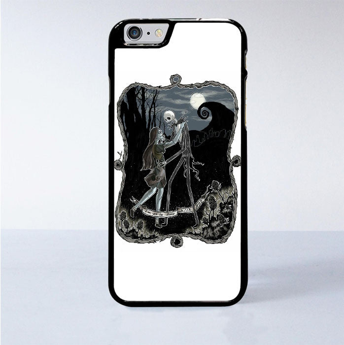 The Nightmare Before Christmas Frame iPhone 6 Plus Case - casemighty