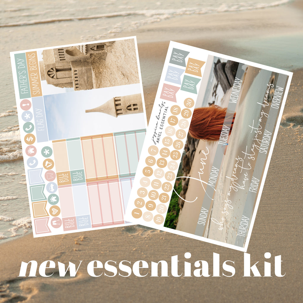 NEW Ariel June 2020 ESSENTIALS Monthly Kit