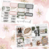 Brunch Date MINI Sticker Kit