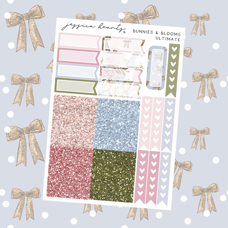 Bunnies & Blooms Ultimate Sheet