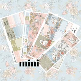 Bunny Hill MINI Sticker Kit
