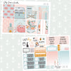 Cape Cod Weekly Sticker Kit, stickers - Jessica Hearts