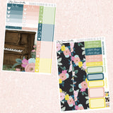 Enchanted Afternoon (Girl On the Go Planner Sticker Kit),  - Jessica Hearts