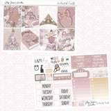 Enchanted Castle Weekly Sticker Kit