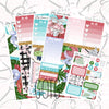 Poolside (Girl On the Go Planner Sticker Kit),  - Jessica Hearts