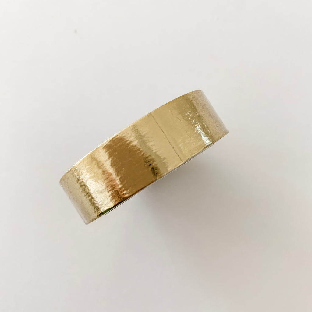 Metallic Gold Washi Tape