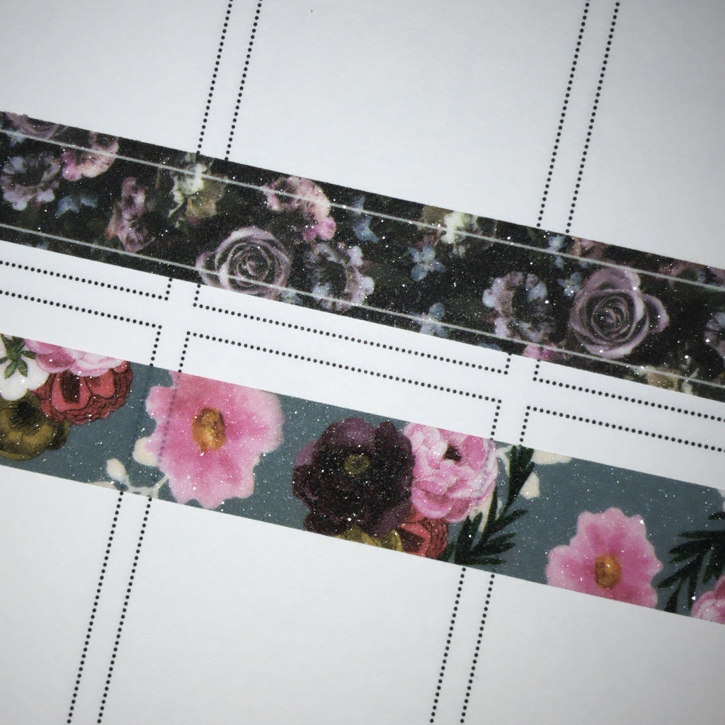SHIMMER Washi Tape Limited Edition