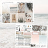 Laid Back Neutrals Weekly Sticker Kit