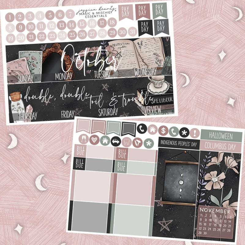 Magic & Mischief October 2020 ESSENTIALS Monthly Kit