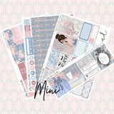 Manhattan Nights MINI Sticker Kit