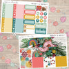 Merry & Bright Weekly Sticker Kit