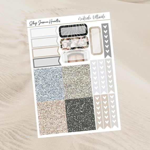 Neutrals Ultimate Sheet