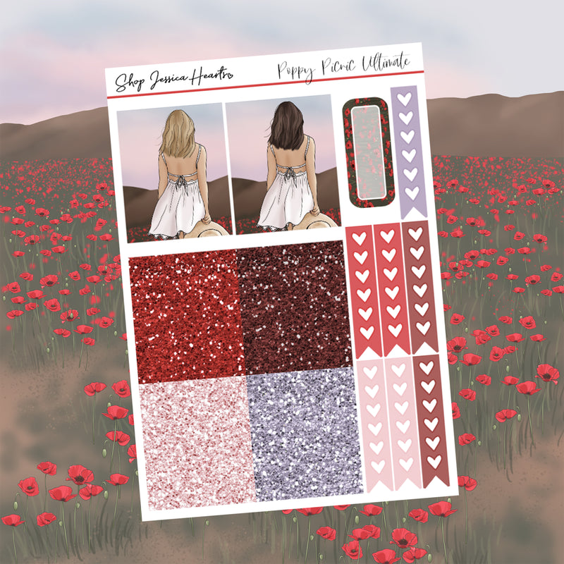 Poppy Picnic Ultimate Sheet