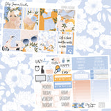 Roman Holiday Weekly Sticker Kit
