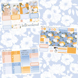 Roman Holiday MINI Sticker Kit, planner stickers - Jessica Hearts