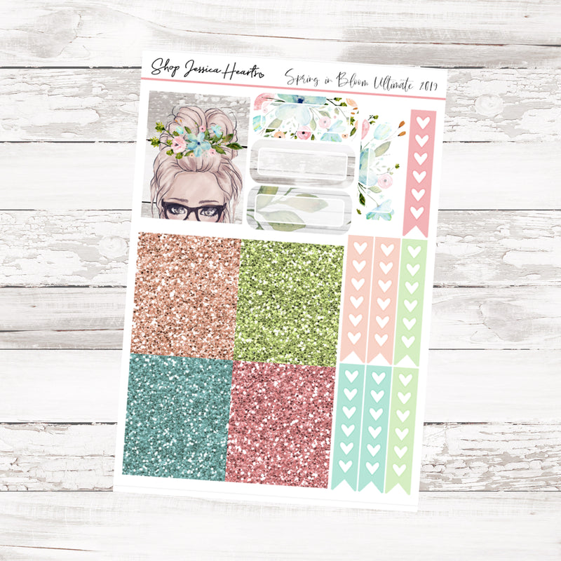 NEW Spring in Bloom 2.0 Ultimate Sheet
