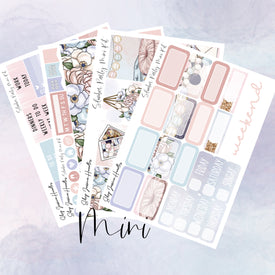 Slumber Party MINI Sticker Kit