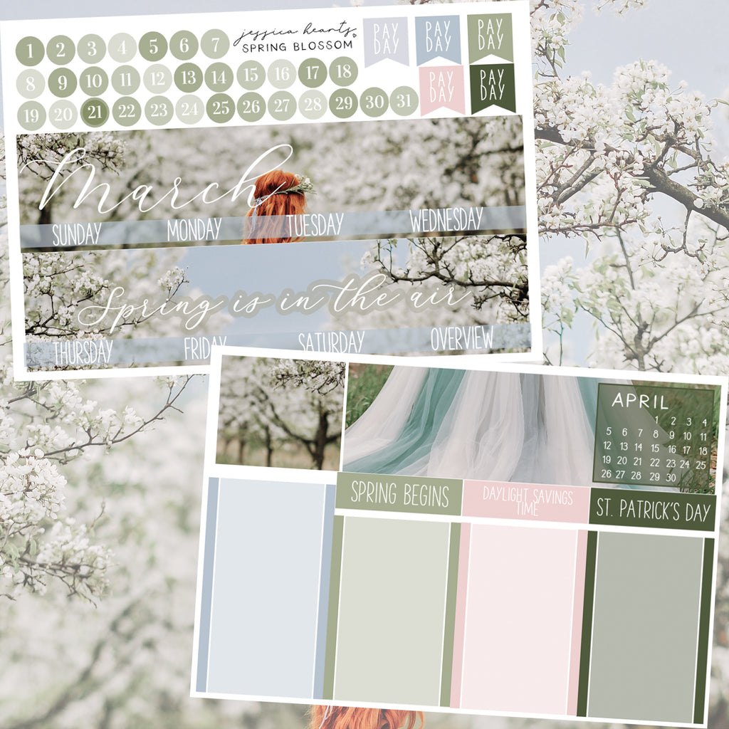 Spring Blossom March 2020 Monthly Kit