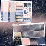 Starry Nights Weekly Sticker Kit, stickers - Jessica Hearts
