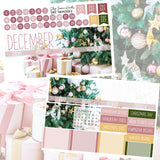 Sugar Plums December Monthly Kit,  - Jessica Hearts