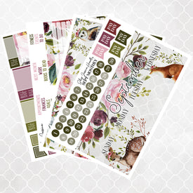 Woodland Walk September EC Monthly Kit