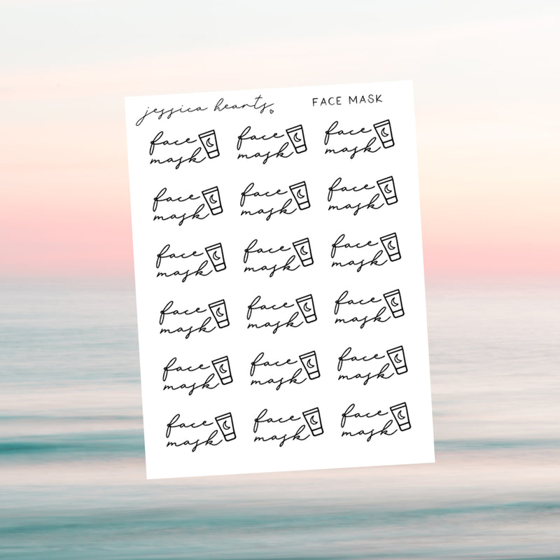 Face Mask Foil Scripts + Icons