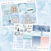 Ice Castle Weekly Sticker Kit