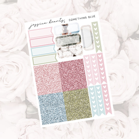 Poppy Picnic Weekly Sticker Kit