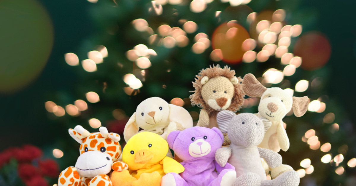 Win a Cuddly Plush Pal this December – Wild Baby Giveaway