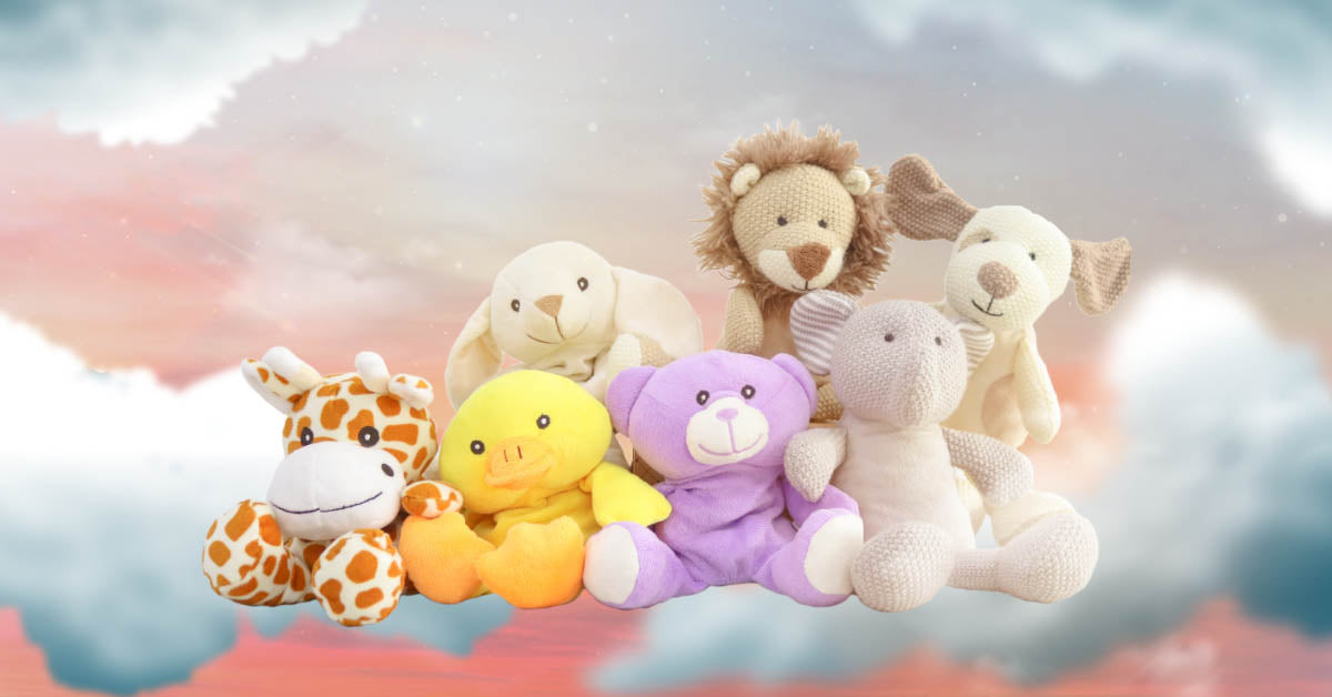 Win a Cuddly Plush Pal this November - Wild Baby Giveaway