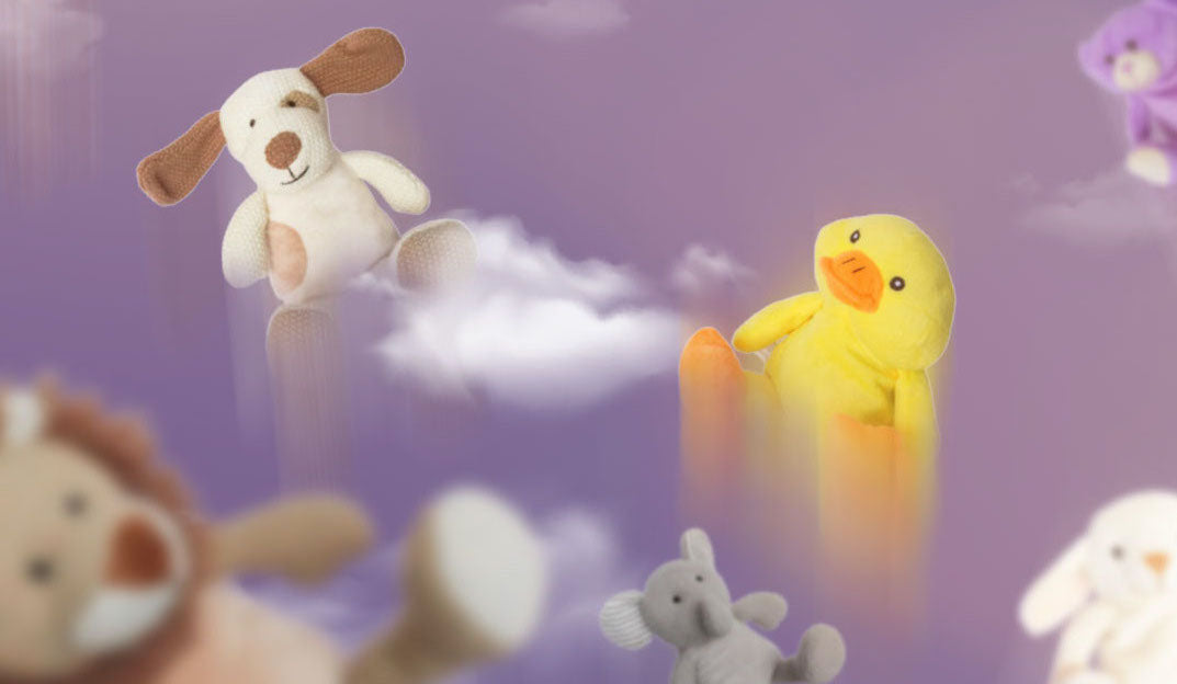 Win a Cuddly Plush Pal this October – Wild Baby Giveaway