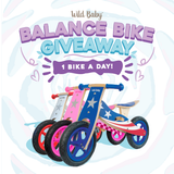 Wild Baby January Giveaway!